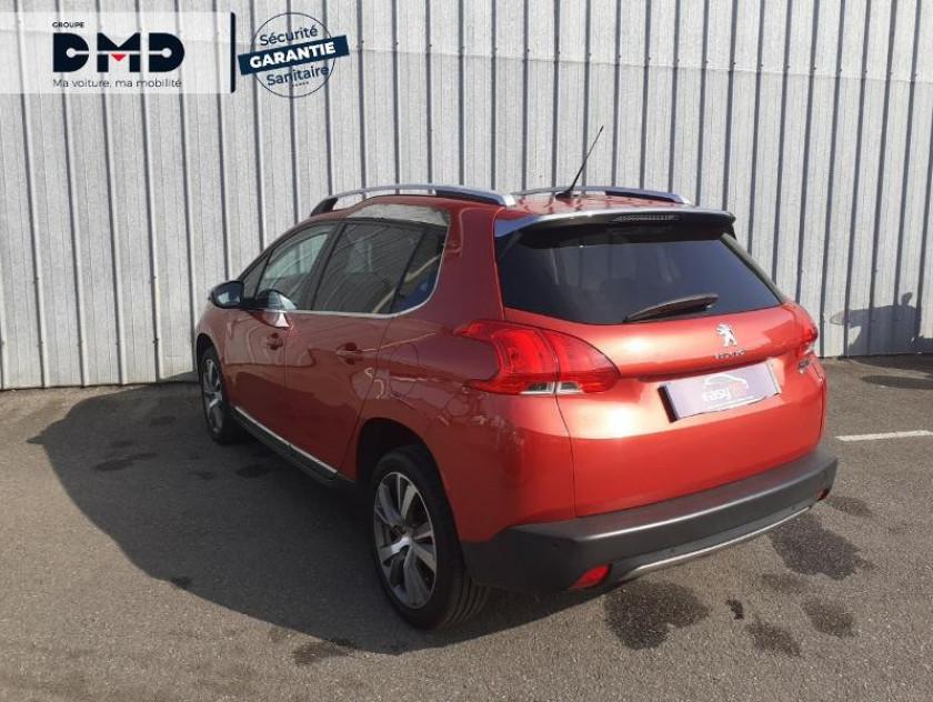 Peugeot 2008 1.6 E-hdi115 Fap Féline Cuivre - Visuel #3