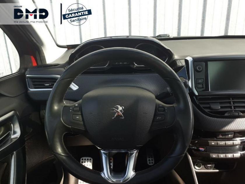 Peugeot 2008 1.6 E-hdi115 Fap Féline Cuivre - Visuel #7