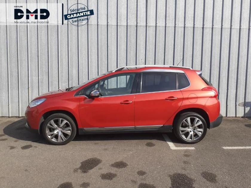 Peugeot 2008 1.6 E-hdi115 Fap Féline Cuivre - Visuel #2