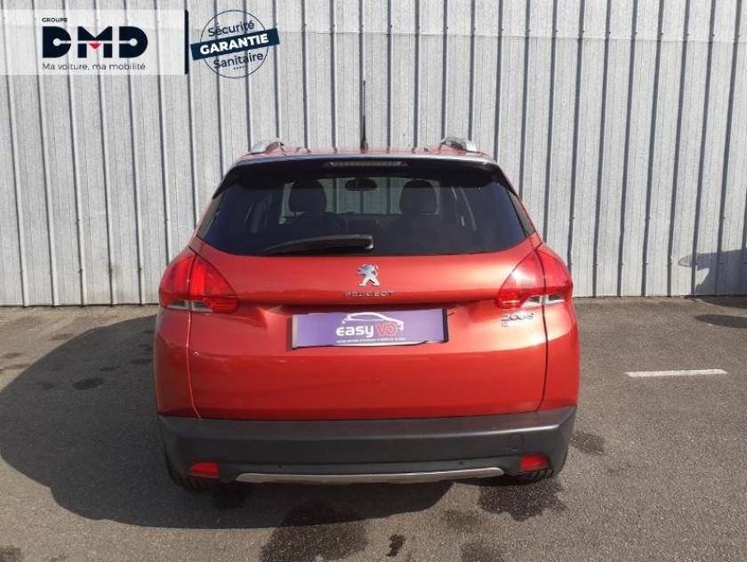 Peugeot 2008 1.6 E-hdi115 Fap Féline Cuivre - Visuel #11