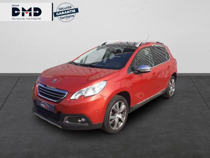 Peugeot 2008 1.6 E-hdi115 Fap Féline Cuivre - Visuel #1