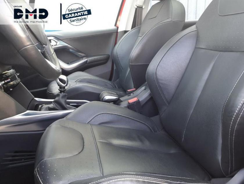 Peugeot 2008 1.6 E-hdi115 Fap Féline Cuivre - Visuel #9