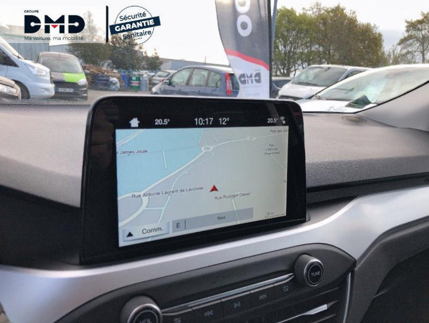 Ford Focus 1.5 Ecoblue 120ch Trend Business - Visuel #6