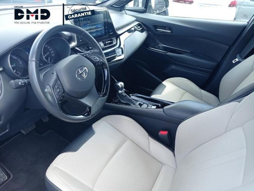 Toyota C-hr 122h Collection 2wd E-cvt Rc18 - Visuel #5