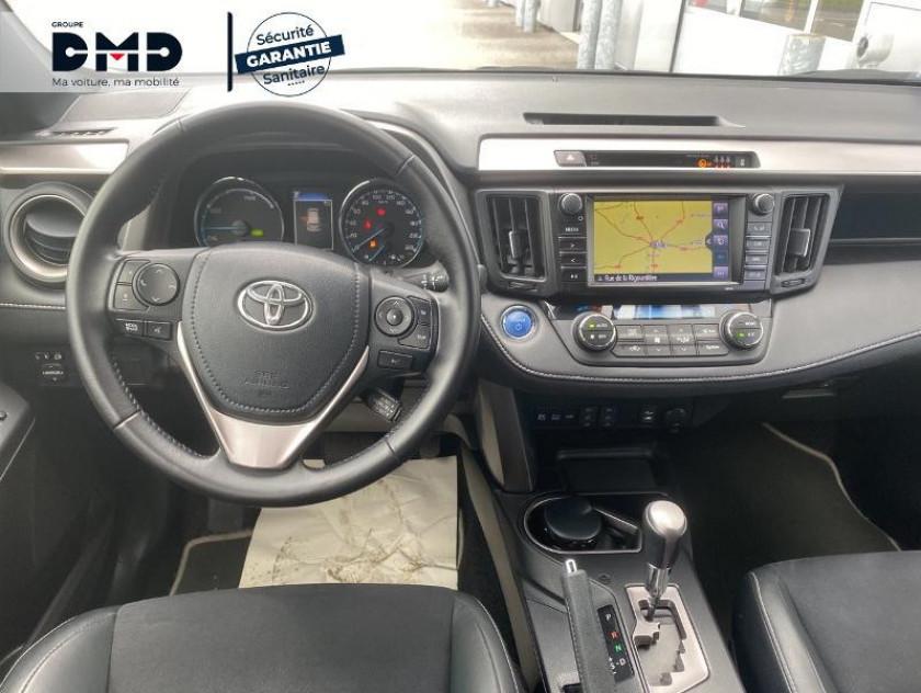 Toyota Rav4 197 Hybride Exclusive 2wd Cvt - Visuel #5
