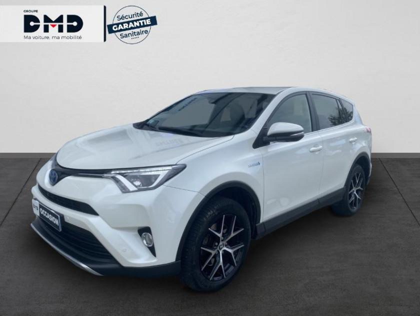 Toyota Rav4 197 Hybride Exclusive 2wd Cvt - Visuel #1