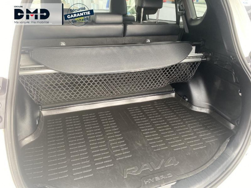 Toyota Rav4 197 Hybride Exclusive 2wd Cvt - Visuel #12