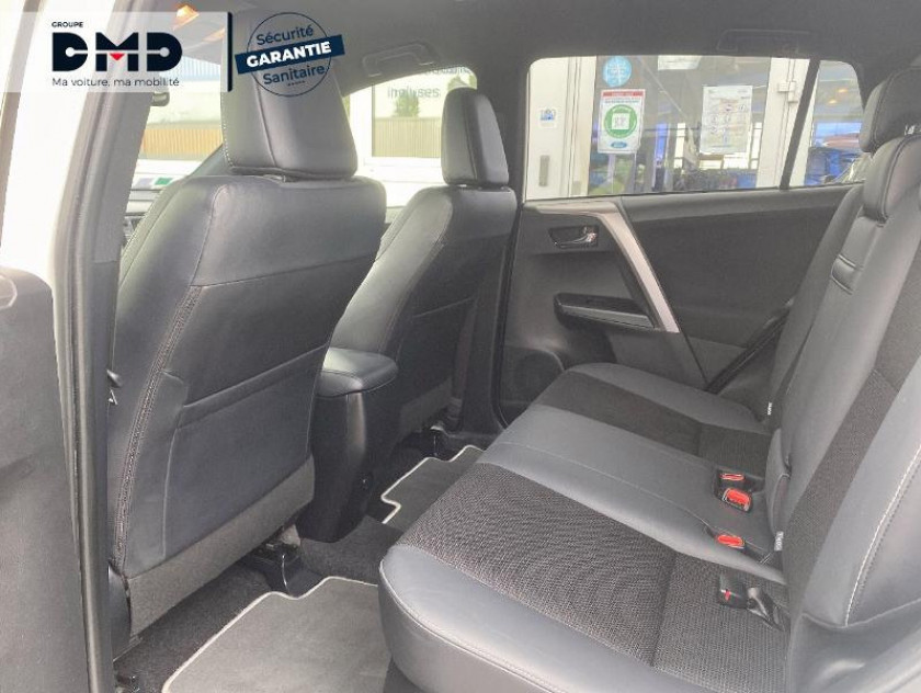 Toyota Rav4 197 Hybride Exclusive 2wd Cvt - Visuel #10