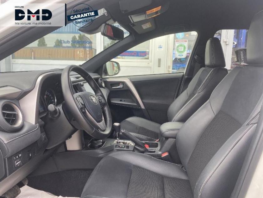 Toyota Rav4 197 Hybride Exclusive 2wd Cvt - Visuel #9
