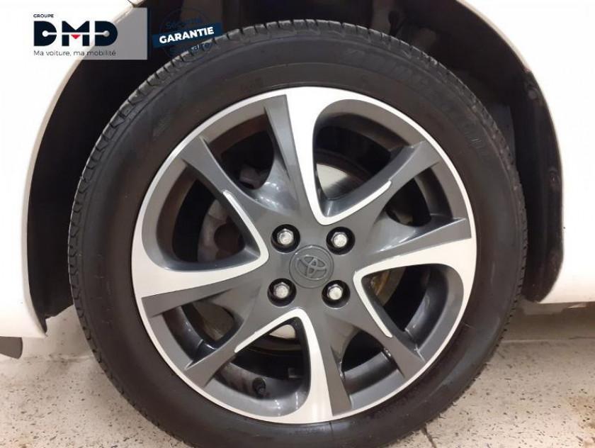 Toyota Yaris 100 Vvt-i Design 5p - Visuel #13