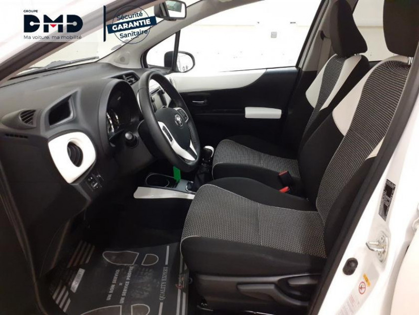 Toyota Yaris 100 Vvt-i Design 5p - Visuel #9