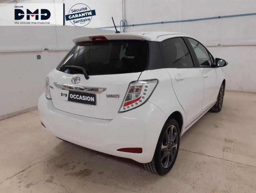 Toyota Yaris 100 Vvt-i Design 5p - Visuel #3