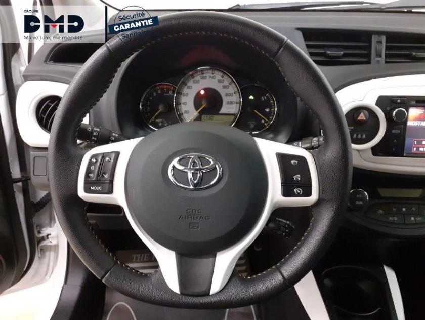 Toyota Yaris 100 Vvt-i Design 5p - Visuel #7