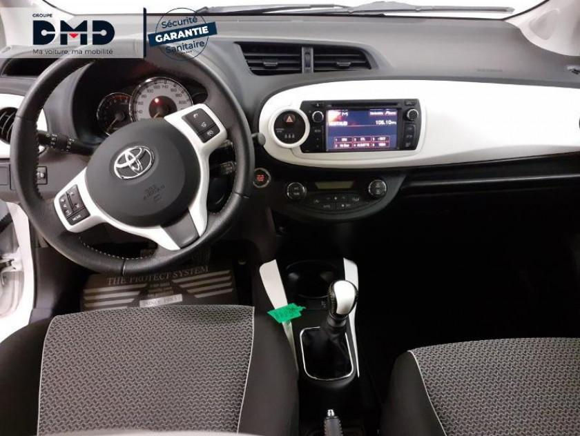 Toyota Yaris 100 Vvt-i Design 5p - Visuel #5