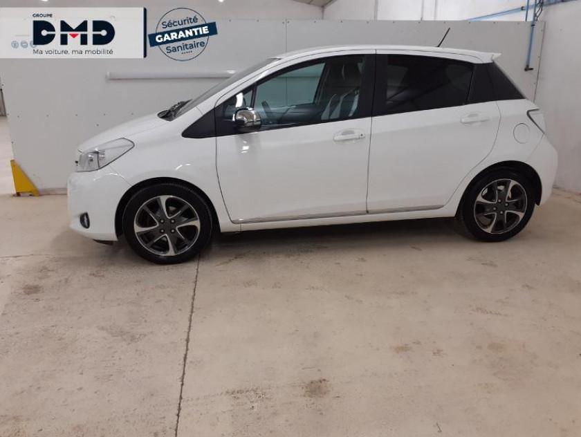 Toyota Yaris 100 Vvt-i Design 5p - Visuel #2