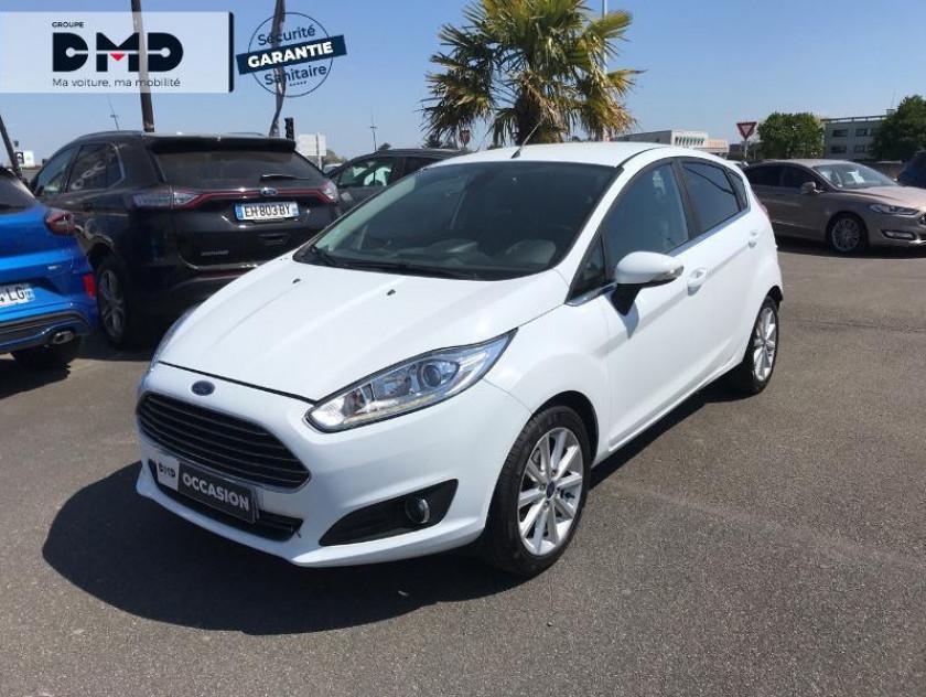 Ford Fiesta 1.0 Ecoboost 100ch Stop&start Titanium 5p - Visuel #15