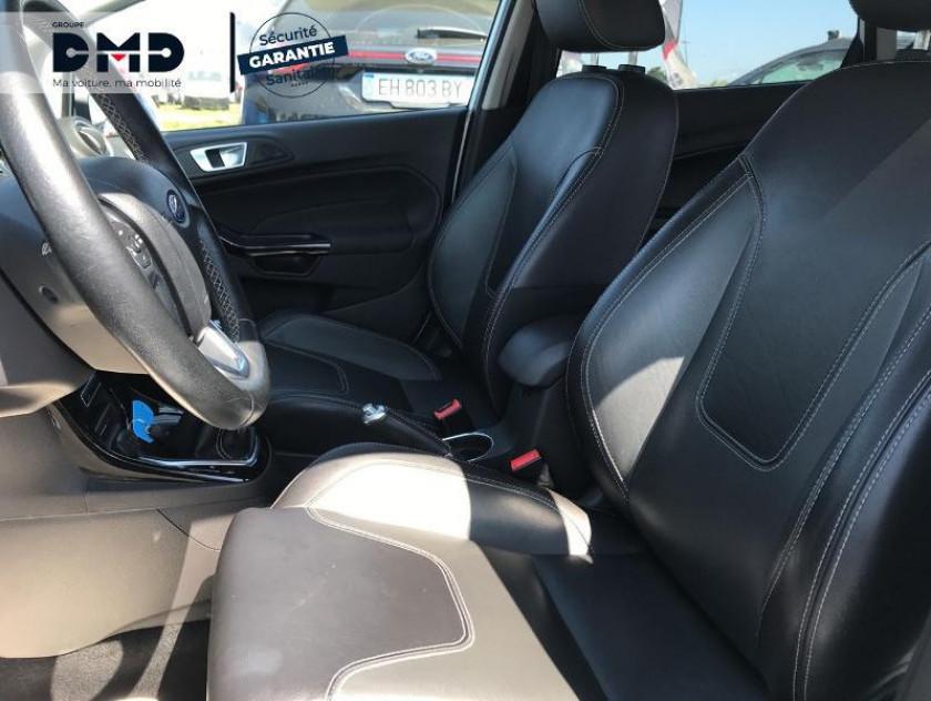 Ford Fiesta 1.0 Ecoboost 100ch Stop&start Titanium 5p - Visuel #9