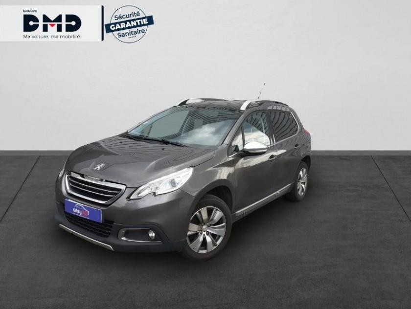 Peugeot 2008 1.6 Vti Allure - Visuel #1