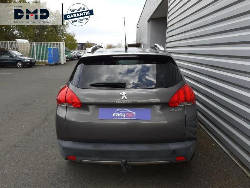 Peugeot 2008 1.6 Vti Allure - Visuel #11