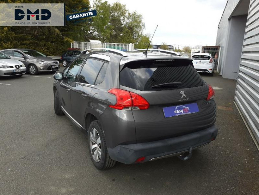 Peugeot 2008 1.6 Vti Allure - Visuel #3