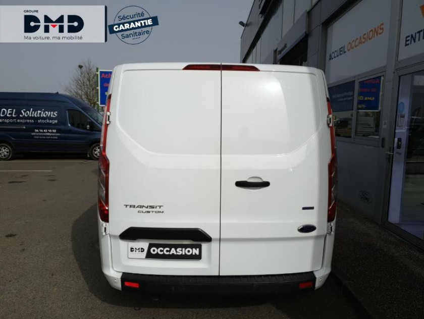 Ford Transit Custom Fg 280 L1h1 2.0 Tdci 105 Trend Business - Visuel #11