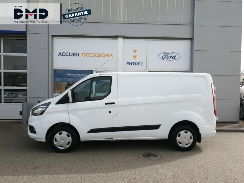 Ford Transit Custom Fg 280 L1h1 2.0 Tdci 105 Trend Business - Visuel #2