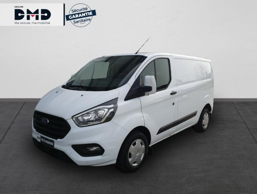 Ford Transit Custom Fg 280 L1h1 2.0 Tdci 105 Trend Business - Visuel #1