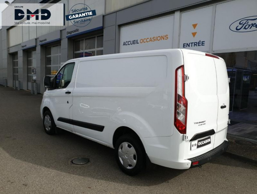 Ford Transit Custom Fg 280 L1h1 2.0 Tdci 105 Trend Business - Visuel #3