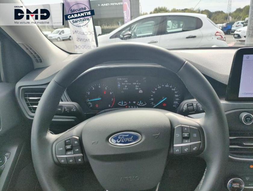 Ford Focus Active 1.0 Ecoboost 125ch Bva 116g - Visuel #7