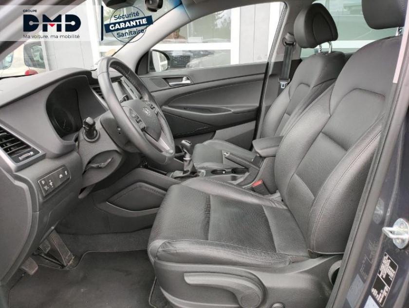 Hyundai Tucson 1.7 Crdi 115ch Edition Lounge 2wd - Visuel #9