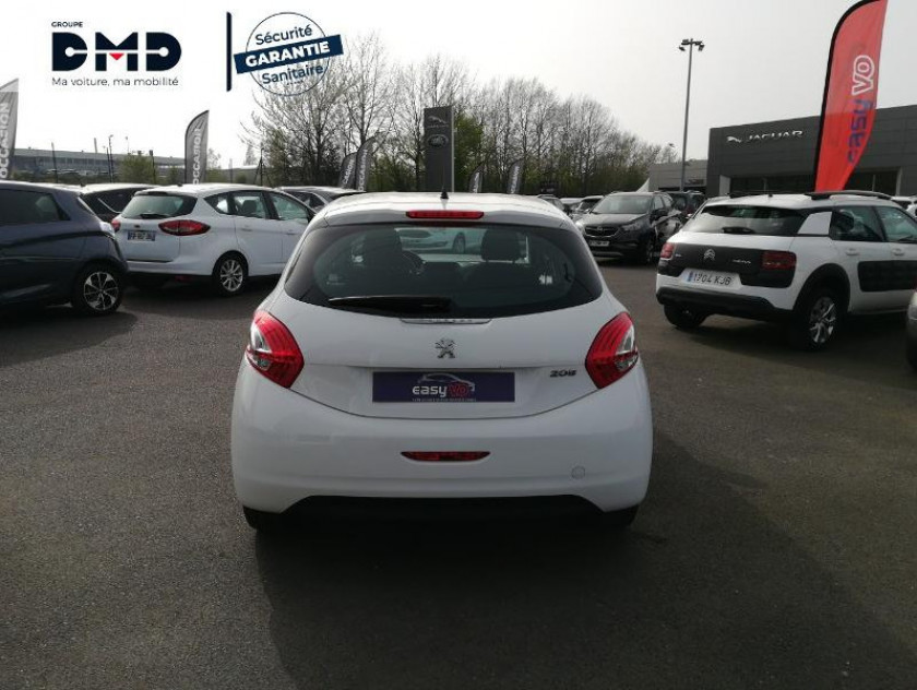 Peugeot 208 1.4 Hdi Fap Access 5p - Visuel #11