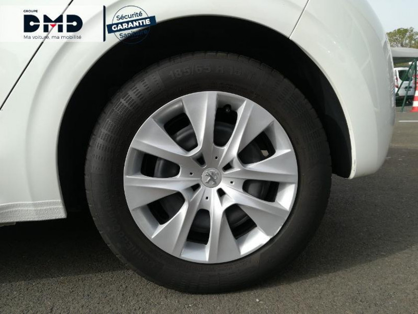 Peugeot 208 1.4 Hdi Fap Access 5p - Visuel #13