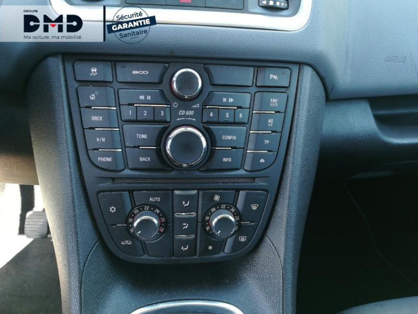Opel Meriva 1.4 Turbo Twinport 120ch Cosmo Start/stop - Visuel #15