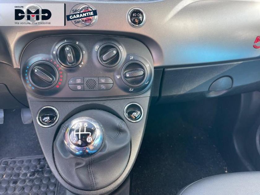 Fiat 500 1.2 8v 69ch S - Visuel #8