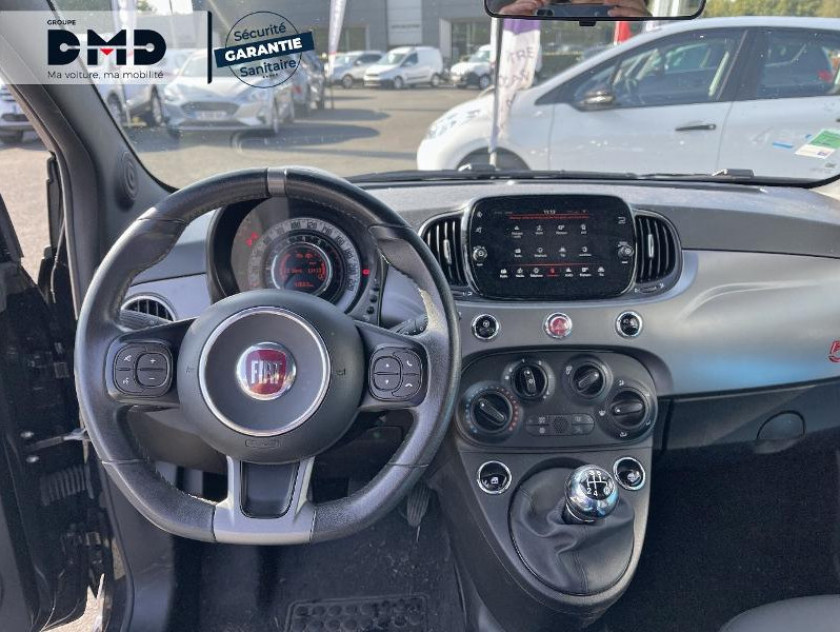 Fiat 500 1.2 8v 69ch S - Visuel #5