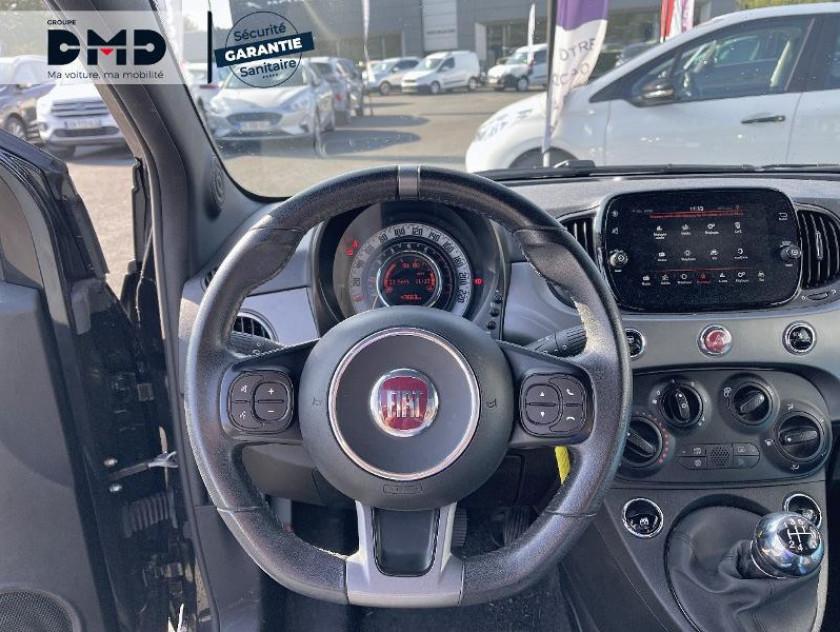 Fiat 500 1.2 8v 69ch S - Visuel #7