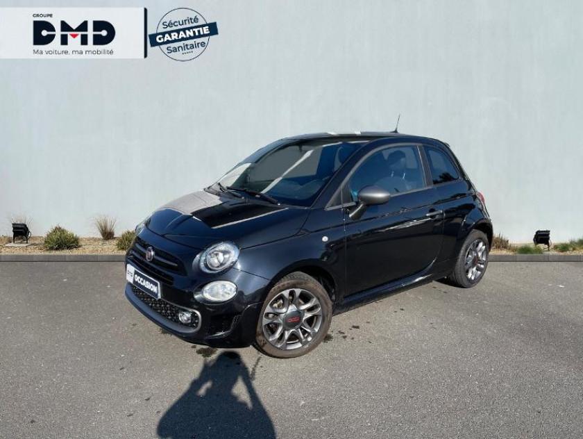 Fiat 500 1.2 8v 69ch S - Visuel #1