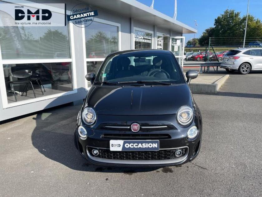 Fiat 500 1.2 8v 69ch S - Visuel #4