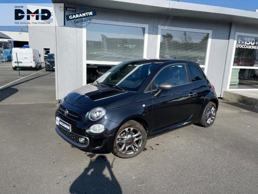 Fiat 500 1.2 8v 69ch S - Visuel #14