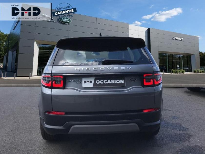 Land Rover Discovery Sport 2.0 D 180ch Se Awd Bva Mark V - Visuel #11