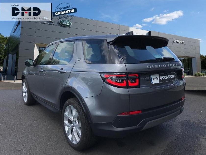 Land Rover Discovery Sport 2.0 D 180ch Se Awd Bva Mark V - Visuel #3