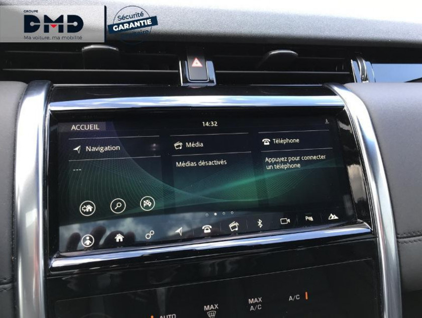 Land Rover Discovery Sport 2.0 D 180ch Se Awd Bva Mark V - Visuel #6