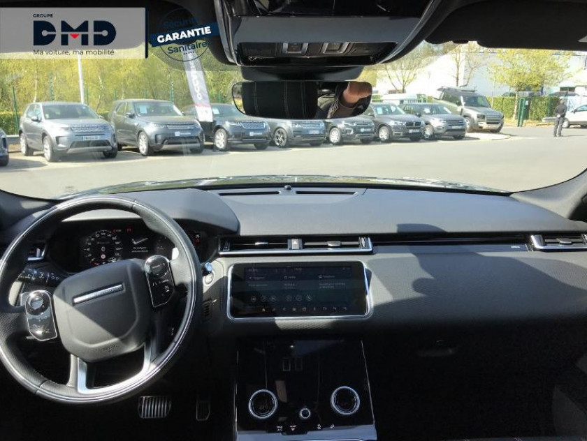 Land Rover Range Rover Velar 2.0d 240ch R-dynamic Se Awd Bva - Visuel #5