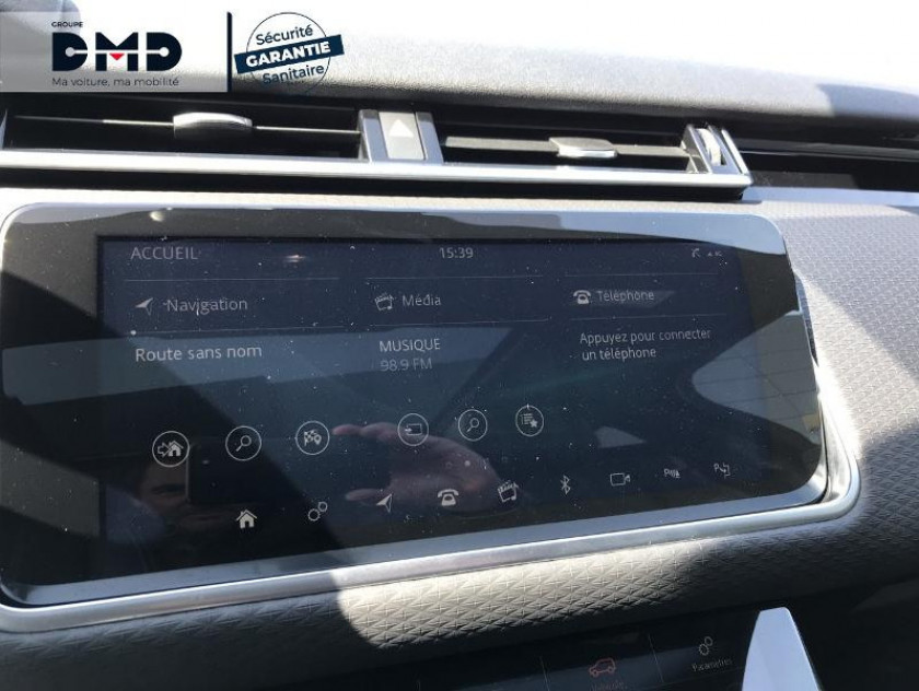 Land Rover Range Rover Velar 2.0d 240ch R-dynamic Se Awd Bva - Visuel #6