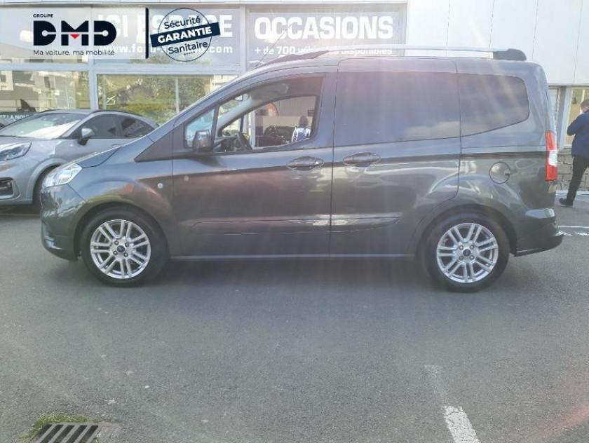 Ford Tourneo Courier 1.0e 100ch Titanium - Visuel #2