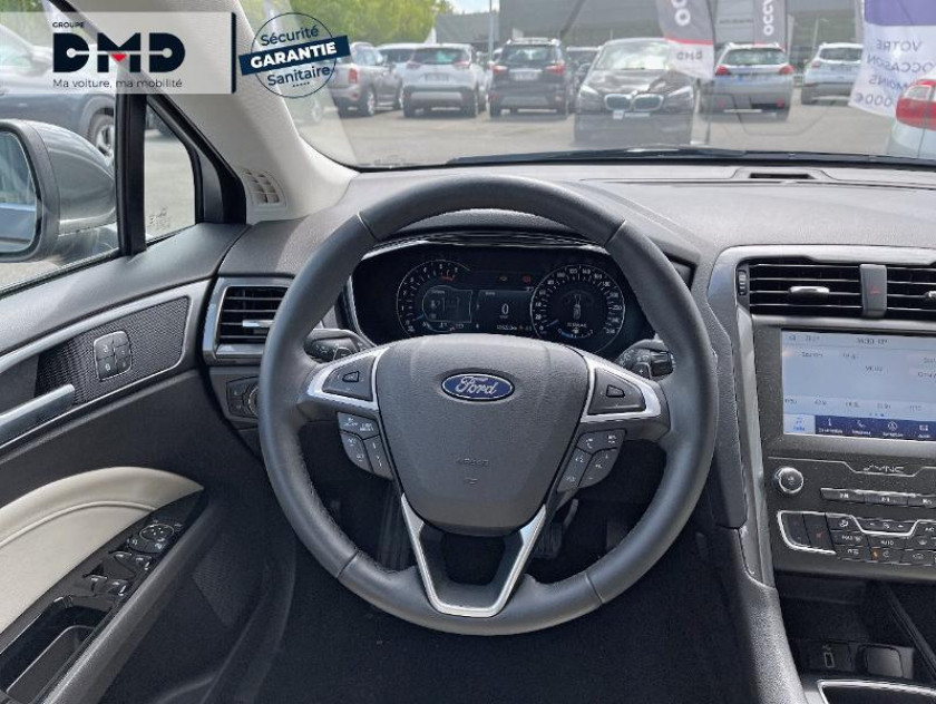 Ford Mondeo 2.0 Ecoblue 150ch Titanium Bva 5p - Visuel #7
