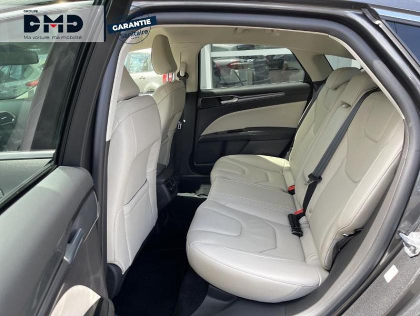 Ford Mondeo 2.0 Ecoblue 150ch Titanium Bva 5p - Visuel #10