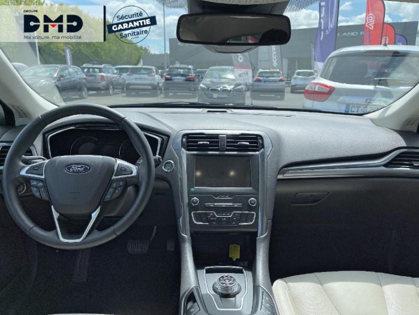 Ford Mondeo 2.0 Ecoblue 150ch Titanium Bva 5p - Visuel #5