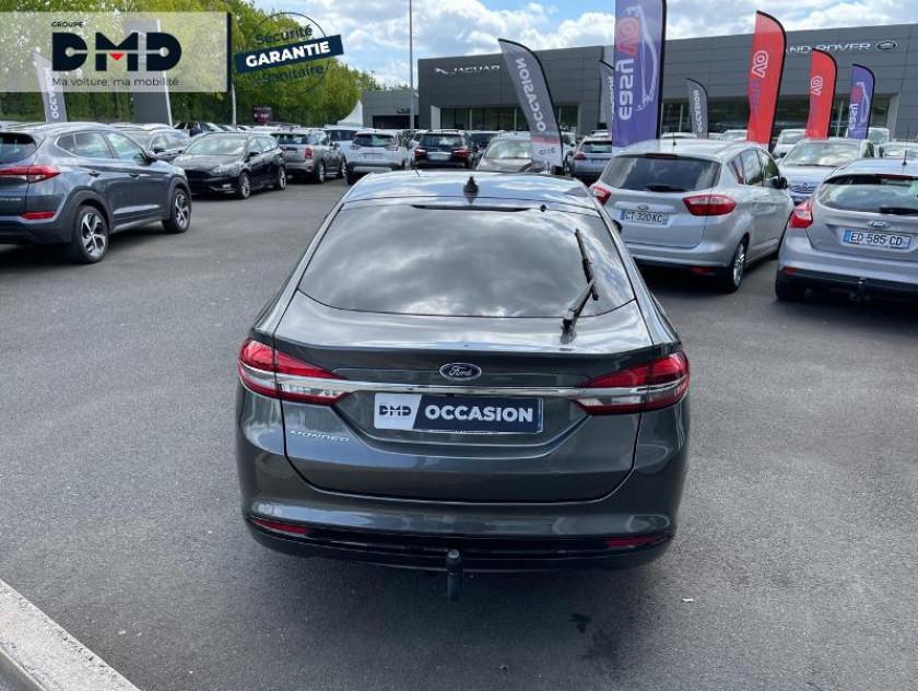 Ford Mondeo 2.0 Ecoblue 150ch Titanium Bva 5p - Visuel #11
