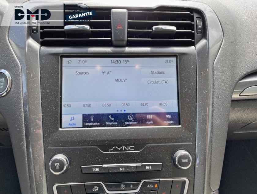 Ford Mondeo 2.0 Ecoblue 150ch Titanium Bva 5p - Visuel #6